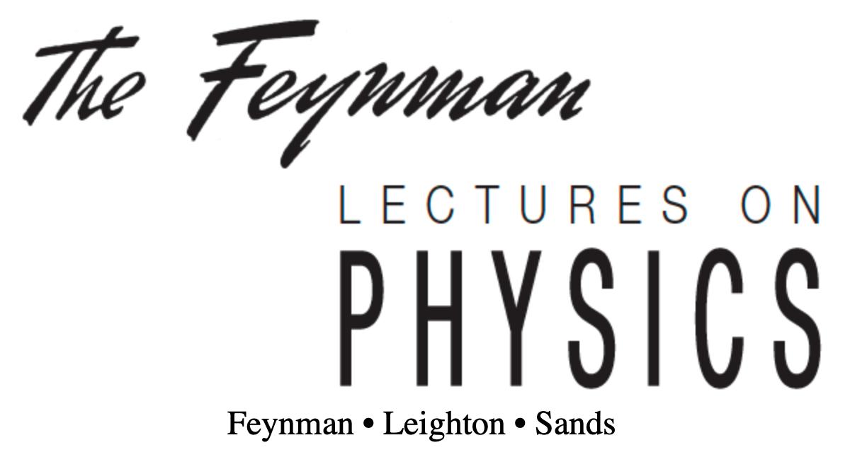 ファインマン物理のロゴ