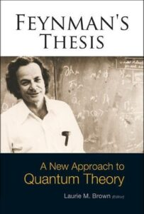 FEYNMAN'S THESIS COVER